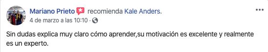 Kale Anders Opiniones 3