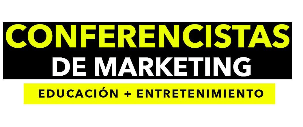 Conferencista de Marketing