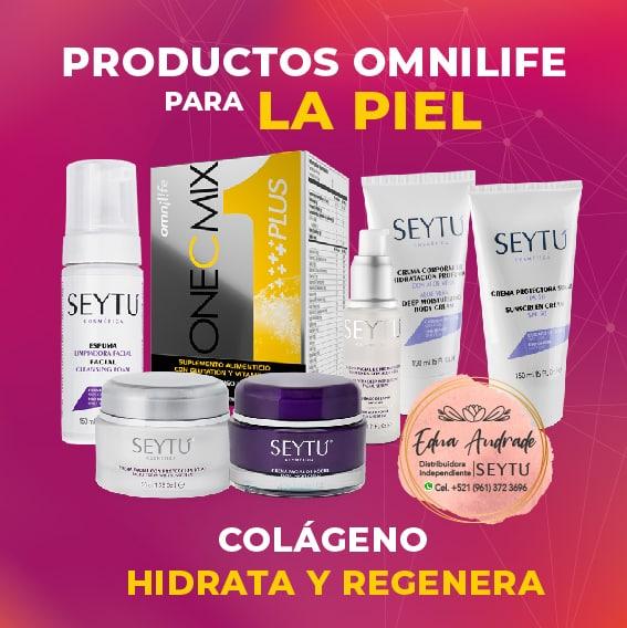 Productos Omnilife para la Piel